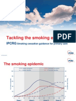Smoking Cessation Slides