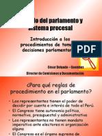 CDG - Método y sistema procesal en el Congreso (15Julio2006)