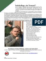 Nazi-Terror - Ihr Nachbar, Ein Neonazi - Outing Holthusen