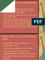 Adrian Cadbury Report