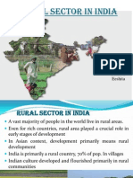 Rural Sector in India
