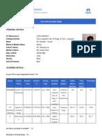 CT20120522071 Application Form