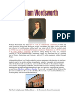 William Words Worth Was Born April 7