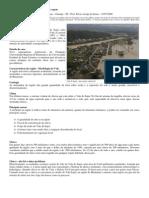 Santa Catarina - tragédia que se repete