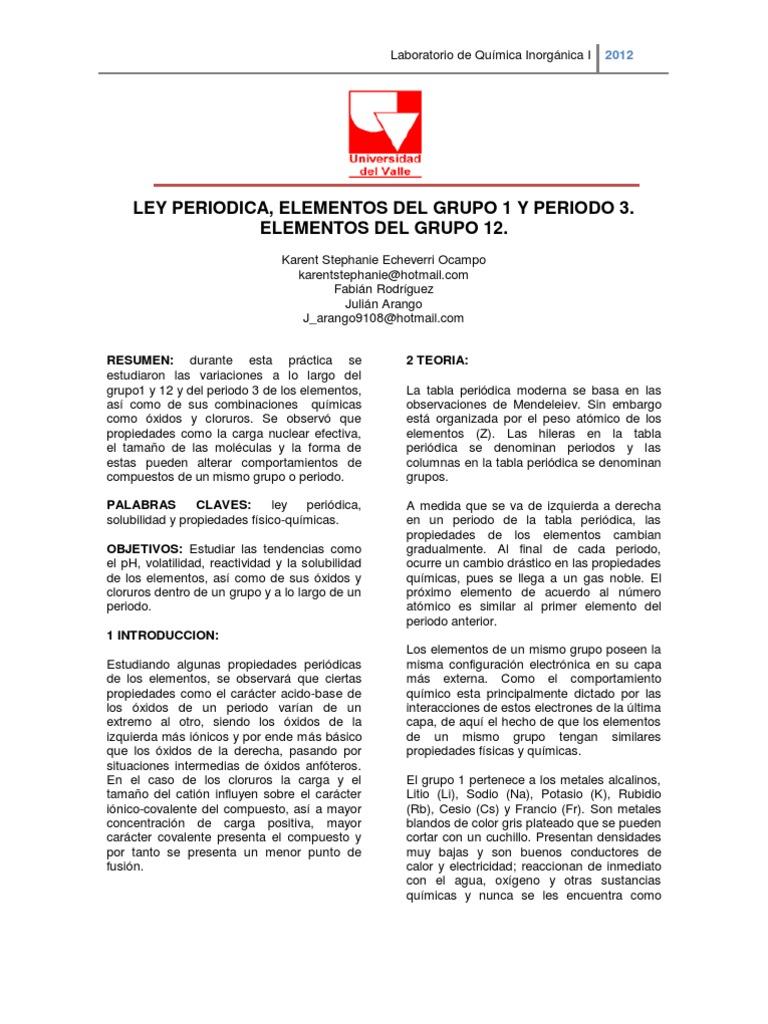 Ley periodica urtaz Gallery