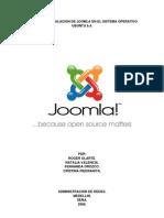 Manual de Joomla Ubuntu8.4