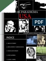 Cambio de Paradigma E.E.U.U