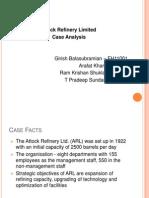 Attock Case Analysis