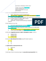 Cario -Exam Questions ( Midterm)