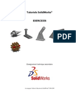 Exercices Solidworks