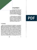 lingüística antropológica Giorgio Raimondo Carmona