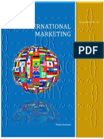 International Marketing-Assignment No. 01