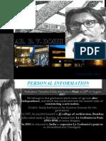 Architect Bv Doshi