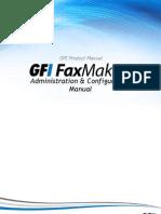 Fax 2011 Manual