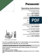 Portable Phone Manual