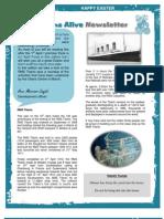 Ullans Alive Newsletter April12