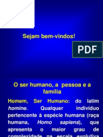 2010 HUMANIS I  SER HUMANO PESSOA FAMÍL