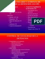 Audiencias Control, Formalizacion Cautelares (1)