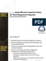 Lynne Kailey Fixed Equipment Inspection Programs r7