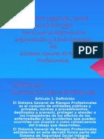 Decreto 1295 Del 22 de Junio de 1994