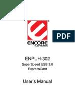 ENPUH-302 User's Manual