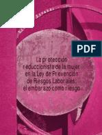 3 La protección reduccionista de la mujer en la Ley de Prevención de Riesgos Laborales- el embarazo como riesgo-Sonia Isabel Pedrosa Alquézar