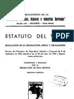 Estatuto del Vino de 1933