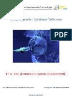 Tp4 Telecom Felja Alaoui Soussi