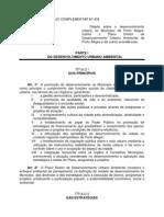 Lei Aprovada - PDDUA Sem Anexos