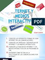 Internet y Medios Interactivos