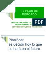 El Plan de Marketing Presentacion