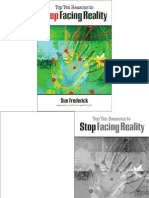 Top Ten Reasons to Stop Facing Reality by Sue Frederick