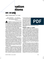 Information Operations in Iraq