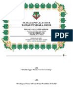Pelan Strategik Panitia Bahasa Arab Ubah 2011-2015