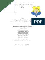 ante-proyecto de investigación ENRO JV 2011