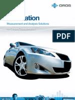 Ground Transportation Brochure