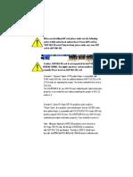 Motherboard Manual Ga-8pemt4 e
