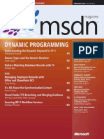 MSDN Magazine February 2011