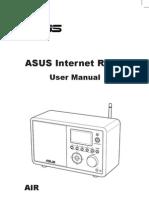 E3087 AIR User Manual