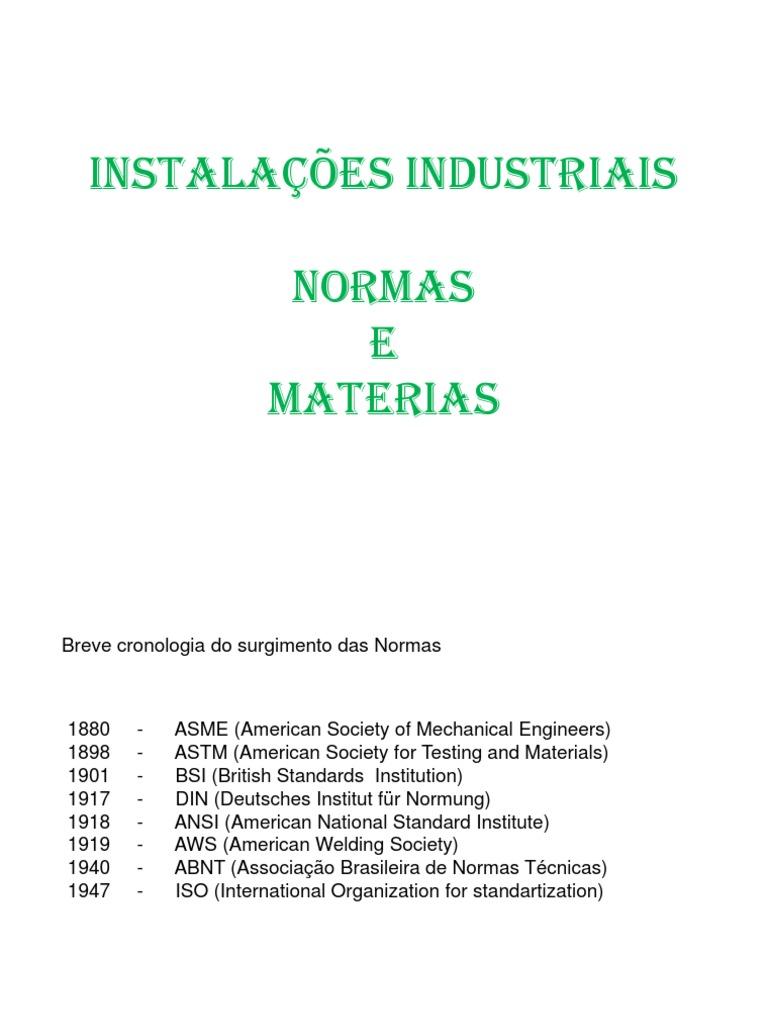 iso-8859-1 Q 1 - Instala E7 F5es Industriais - aula 1 e 2 4481a98ddf