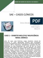 SAE – Estudos de Caso Clínico (2)