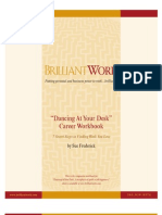 Dancing at Your Desk Workbooks 08