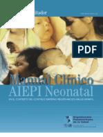 Manual Del Facilitador de AIEPI