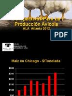 Paul Aho - Perspectivas para la Producción Avícola, Atlanta 2012