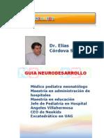 GUIA NEURODESARROLLO