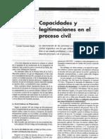 Capacidades.legitimaciones.proceso.civil