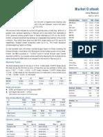 Market Outlook 2nd April 2012