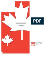 Canada in Afghanistan; Is It Working
