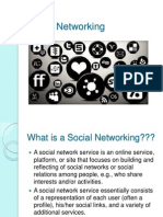 Social Networking Complt