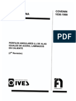 1036-1999 (perfiles L)